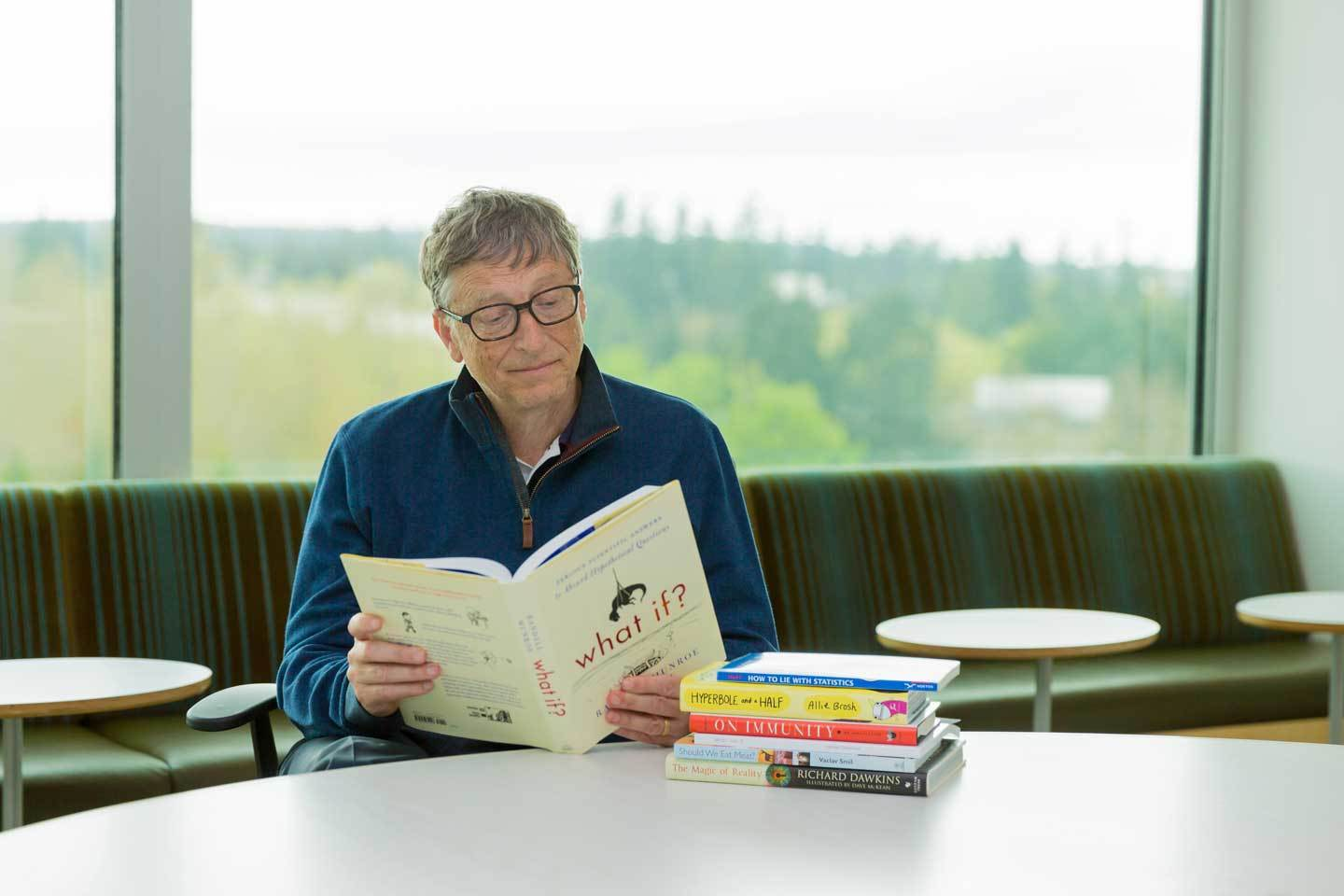 Top 5 Reasons why you should read more