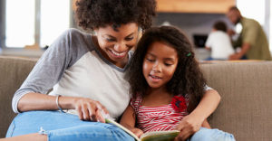 How to get my child to start reading chapter books